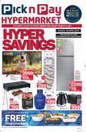Camping offers in the Pick n Pay Hypermarket catalogue in Cape Town