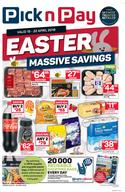 Coffee offers in the Pick n Pay Hypermarket catalogue in Cape Town