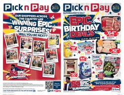 Pick n Pay Hypermarket deals in the Durban special