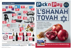 Pick n Pay Hypermarket deals in the Pretoria special