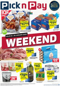 Pick n Pay Hypermarket deals in the Krugersdorp special