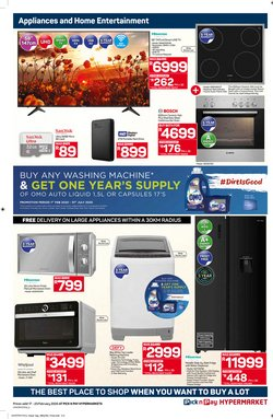 Hard drive specials in Pick n Pay Hypermarket