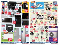 Air conditioner specials in Pick n Pay Hypermarket