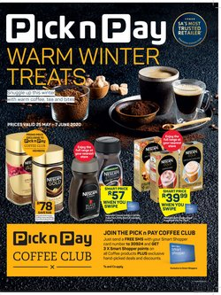 Pick n Pay Hypermarket catalogue ( Expires tomorrow )