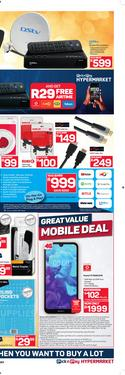 Cooler specials in Pick n Pay Hypermarket