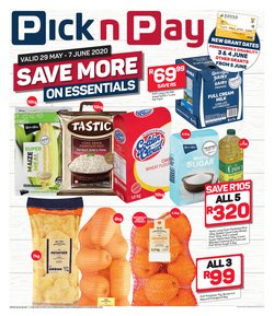 Pick n Pay Hypermarket catalogue ( 2 days ago )