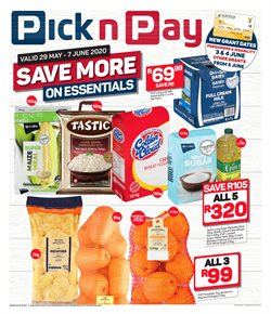 Pick n Pay Hypermarket catalogue ( 1 day ago )