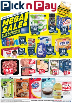Pick n Pay Hypermarket catalogue ( Expires today )