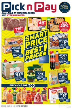 Pick n Pay Hypermarket catalogue ( Expires tomorrow)