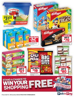 Chess specials in Pick n Pay Hypermarket