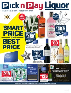 christmas tree offers in the Pick n Pay Hypermarket catalogue ( 8 days left)