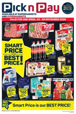 Omo specials in Pick n Pay Hypermarket