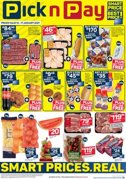 Groceries offers in the Pick n Pay Hypermarket catalogue in Pretoria ( 2 days left )