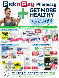 Ideal specials in Pick n Pay Hypermarket
