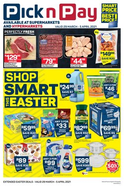 Pick n Pay Hypermarket catalogue in Cape Town ( Expired )