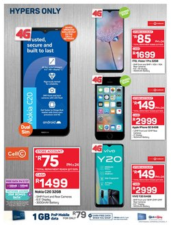 Apple offers in the Pick n Pay Hypermarket catalogue ( More than a month)