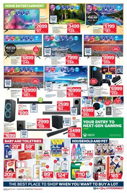 Samsung offers in the Pick n Pay Hypermarket catalogue ( Expires tomorrow)