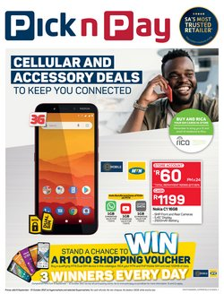 Pick n Pay Hypermarket offers in the Pick n Pay Hypermarket catalogue ( 13 days left)