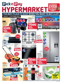 Bosch offers in the Pick n Pay Hypermarket catalogue ( Expires today)