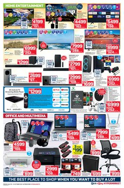 Samsung offers in the Pick n Pay Hypermarket catalogue ( 5 days left)
