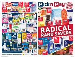 Diapers offers in the Pick n Pay Hypermarket catalogue in Soweto