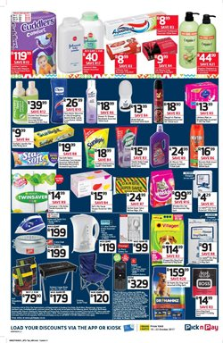 Diapers offers in the Pick n Pay Hypermarket catalogue in Pretoria
