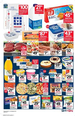 Yogurt offers in the Pick n Pay Hypermarket catalogue in Cape Town