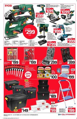 Apparel offers in the Pick n Pay Hypermarket catalogue in Cape Town