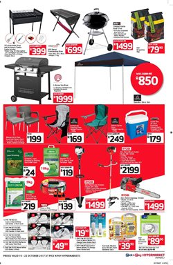 Lamp offers in the Pick n Pay Hypermarket catalogue in Cape Town