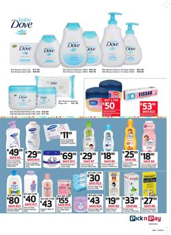 Soap offers in the Pick n Pay Hypermarket catalogue in Klerksdorp