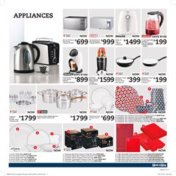 Electronics offers in the Pick n Pay Hypermarket catalogue in Cape Town