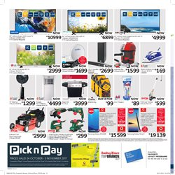 Samsung Galaxy offers in the Pick n Pay Hypermarket catalogue in Cape Town