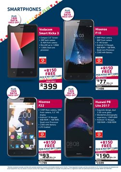 Hisense offers in the Pick n Pay Hypermarket catalogue in Cape Town