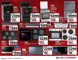 Stove offers in the Pick n Pay Hypermarket catalogue in Cape Town