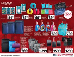 Bags offers in the Pick n Pay Hypermarket catalogue in Cape Town