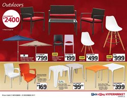 Table offers in the Pick n Pay Hypermarket catalogue in Cape Town