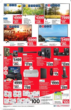 Storage media offers in the Pick n Pay Hypermarket catalogue in Cape Town