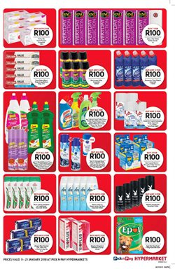 Deodorant offers in the Pick n Pay Hypermarket catalogue in Cape Town