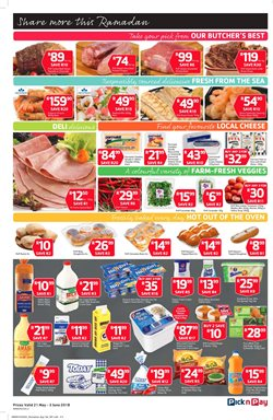 Maps offers in the Pick n Pay Hypermarket catalogue in Cape Town