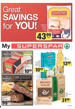 Milk offers in the SuperSpar catalogue in Cape Town