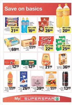 Chocolate offers in the SuperSpar catalogue in Cape Town