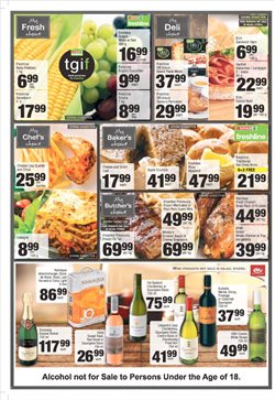 New offers in the SuperSpar catalogue in Cape Town
