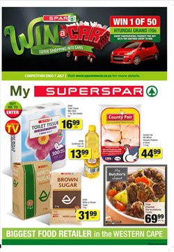 Chicken offers in the SuperSpar catalogue in Cape Town