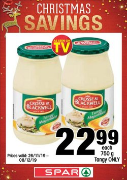 SuperSpar deals in the Soweto special