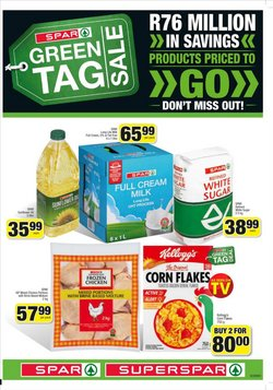 SuperSpar catalogue in Cape Town ( 1 day ago )
