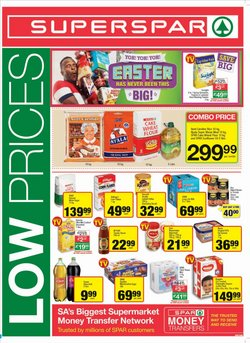 SuperSpar catalogue in Durban ( Expires today )