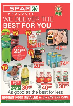 SuperSpar catalogue in Port Elizabeth ( 10 days left )