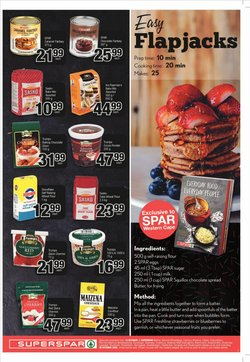 Everyday specials in SuperSpar
