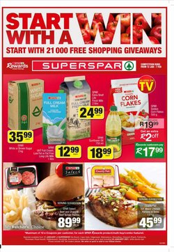 New specials in SuperSpar