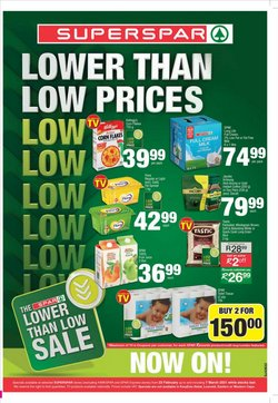 SuperSpar catalogue ( 2 days ago )